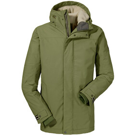 Schöffel Amsterdam Insulated Jacket Men loden green